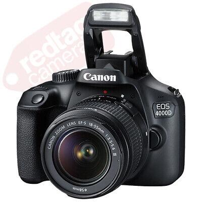 Canon EOS 4000D / Rebel T100 S...