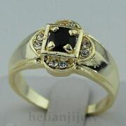 Mens Gold Ring Size 10