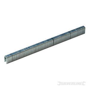 sur 5000 agrafes type A 5,2 x 10 mm pour agrafeuse pneumatique