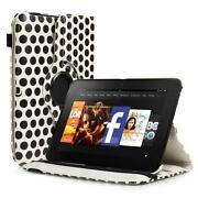 Kindle Fire HD Case Polka Dot