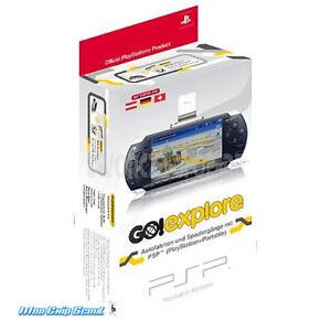 PSP Go!Explore GPS-Empfänger - NEU + OVP