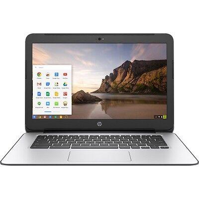 HP Chromebook 14 G4 14  LCD Chromebook - Intel Celeron N2840 Dual-core (2 Core)