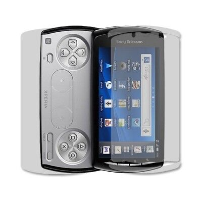 Skinomi Clear Full Body Protector Film Cover for Sony Ericsson Xperia Play 4G Body Protector Film
