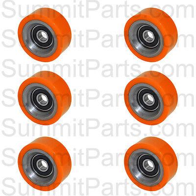 6pk - High Quality Orange Drum Roller Bearing For Huebschsqipso - 70298701p