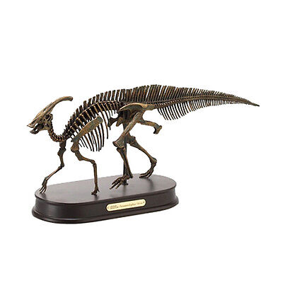 Parasaurolophus Dinosaur Skeleton Model Replica 1:20 Scale DinoStoreus