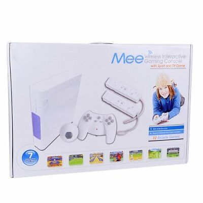 Computer Games - Mee Wireless Interactive Gaming Console w/Sport and TV Game - Retail Box