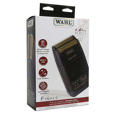Wahl Professional 8164 5 Star Series Finale Pro Barbershop Finishing Tool   New