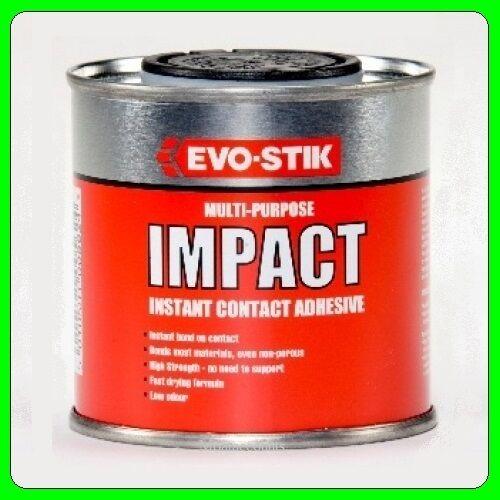 evo stik multi purpose impact instant contact adhesive ml evo stik multi purpose impact instant contact adhesive 60984 250ml evostick