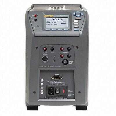 Fluke Calibration 9142-c-156 Field Dry-well Metrology Temp Calibrator