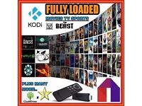 "AMAZON FIRE STICK/4K BOX WITH KODI FULLY LOADED ""THE BEAST""+ MOBDRO, MOVIES ✔ SPORTS ✔ LIVE"