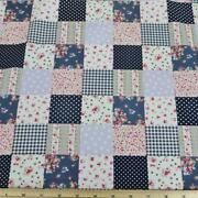 Grey Polka Dot Fabric