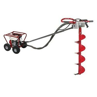 Little Beaver Post Hole Digger 8HP Honda (Augers Sold Separately)