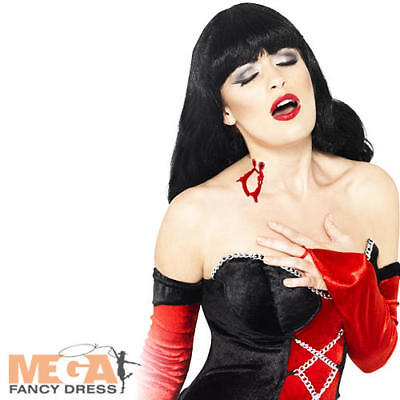 Vampire Bite Latex Scar Halloween Fancy Dress Horror Costume Make Up Accessory