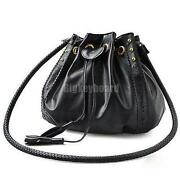 Women's PU Leather Shoulder Bag Handbag