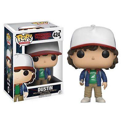Funko Pop TV ST-Dustin w/Compass 424 13323