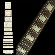 Guitar Inlay Stickers
