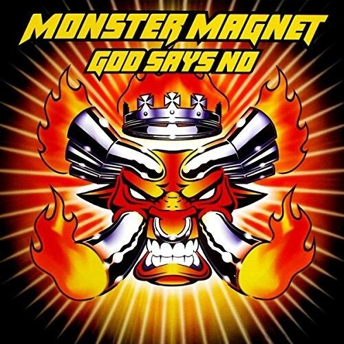 MONSTER MAGNET - GOD SAYS NO 2 CD NEU