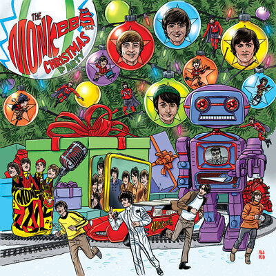 Купить The Monkees - Christmas Party [New CD]