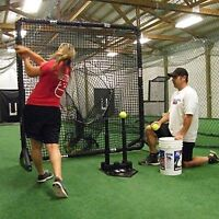 Spring Training Indoor Turf Special $50/hr hitting/catching!