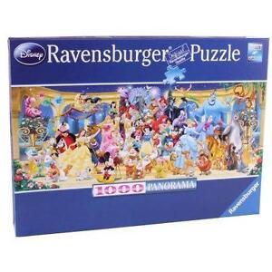 disney panoramic puzzle