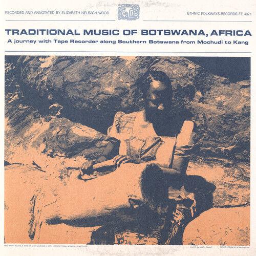 Various Artists - Music Of Botswana / Various [new Cd]