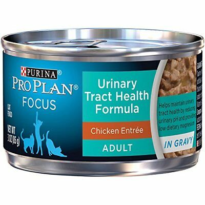 Purina Pro Plan Focus Urinary Tract Health Formula Chicken E