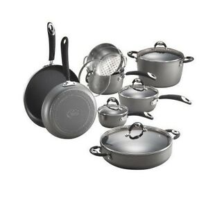 BRAND NEW 13PC ITALIAN COOKWARE SET