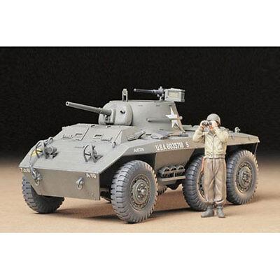 """TAMIYA 35228 U.S. M8 """"Greyhound"""" 1:35 Military Model Kit"""