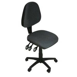 New Fully Ergonomic Stewart Office Home Desk Chair Gas Lift Seat Melbourne CBD Melbourne City Preview