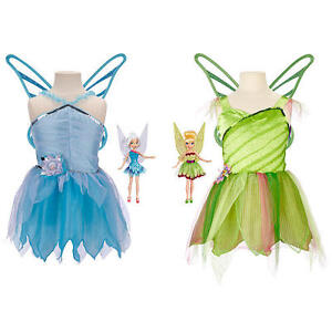 Disney's Periwinkle Fairy Costume with Wing