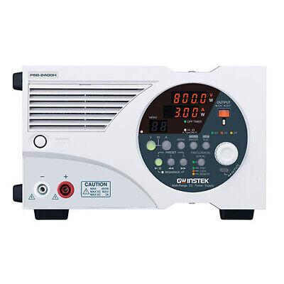 Instek Psb-2400l Programmable Dc Power Supply 80v 40a 400w