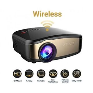 BRAND NEW PROJECTEUR HDMI VGA USB LED LCD PROJECTOR