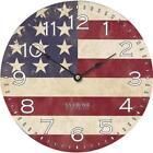 Flags Decorative Clocks