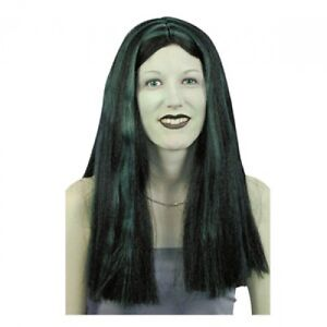 Witch Green Wig 41