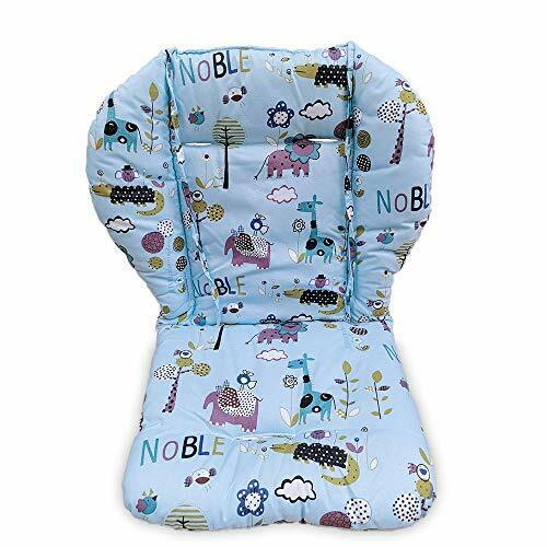 High Chair Pad,highchair Seat Cushion/Breathable Pad,Soft and Comfortable,