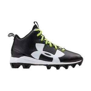 BRAND NEW SIZE 11 UNDER ARMOUR FOOTBALL CLEATS MENS