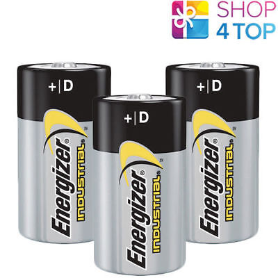3 ENERGIZER D ALKALINE LR20 BATTERIEN 1.5V INDUSTRIE MONO R20 MN1300 AM1 E95 Industrie Alkaline-batterien