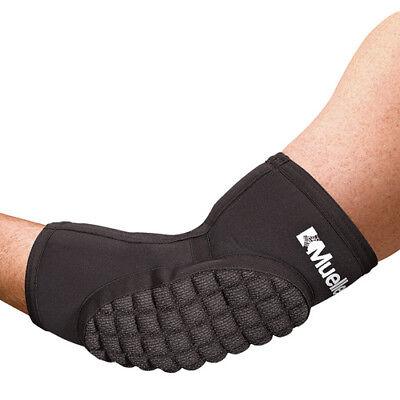Mueller Pro Level Elbow Pad Arm Sleeve Running Basketball Nba W  Kevlar Support