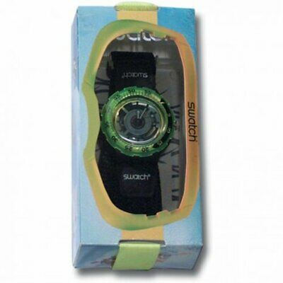 Swatch Scuba 200 Special SDB111LPack GRIP IT Watch 1997 Collection