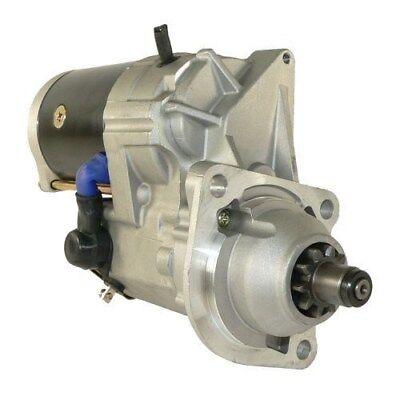New 12 Volt Starter For Bobcat T200 Trenchers 73hp 2001-on Diesel 6667825