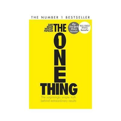 The One Thing by Gary Keller (author), Jay Papasan (author)