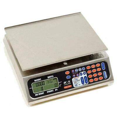 Torrey Qc-2040 Counting Scale 40 X 0.005 Lb With Warranty