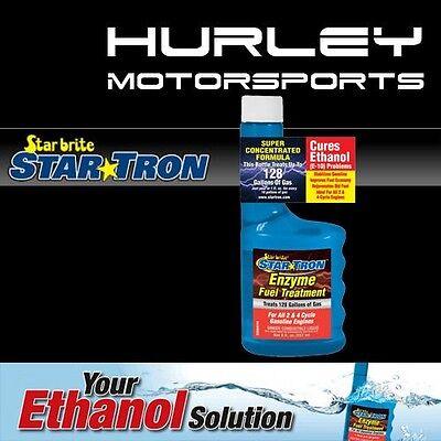 STAR TRON Marine Gasoline/Ethanol Treatment Additive 8 oz Bottle - 93008