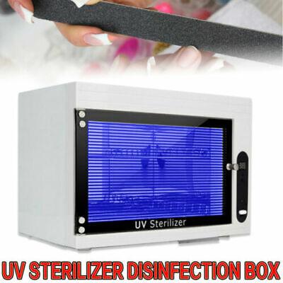 Dry Sterilizer Cabinet Autoclave Magnifier Tattoo Disinfect Salon Machine 110v