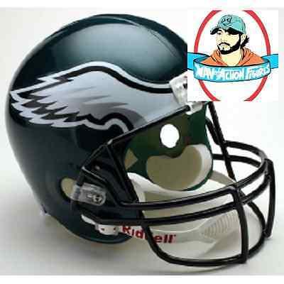 les Full Size Replica Football Helmet Riddell (Nfl Football Kostüme)