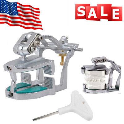 Adjustable Magnetic Articulator Dental Lab Equipment For Dentist Tool Models Usa