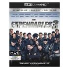 The Expendables 3 Extended Edition DVDs