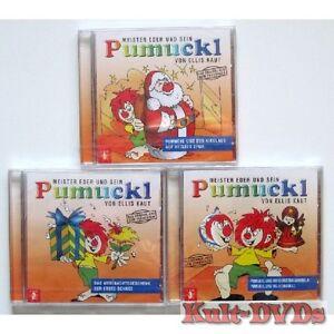 Weihnachten mit Meister Eder und sein Pumuckl (3-CD-Set) Hörspiel X-Mas*Neu+OVP*