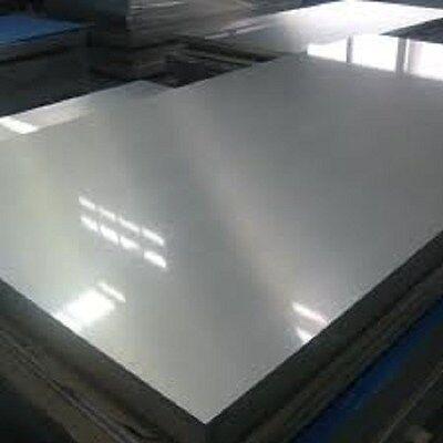 Alloy 5052 Aluminum Plate - 12 X 24 X 24