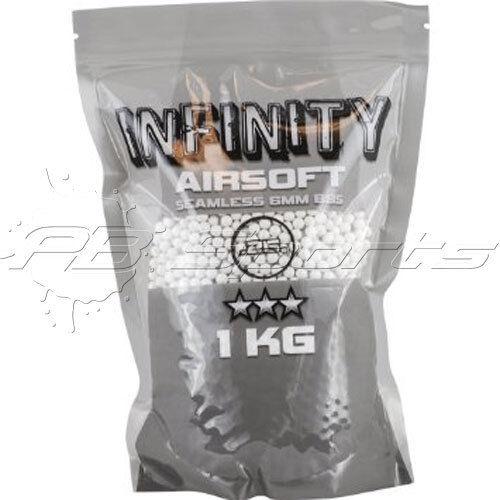Infinity .25g White BBs BB